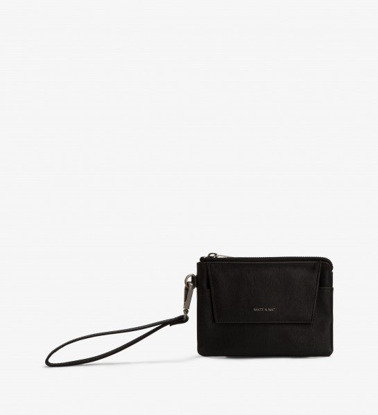 Maya Small Wallet in Black from Matt & Nat