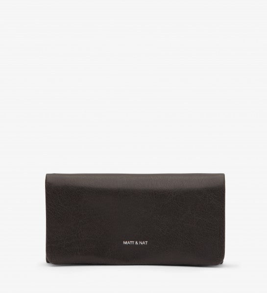 Verso Wallet in Black/Camo from Matt & Nat