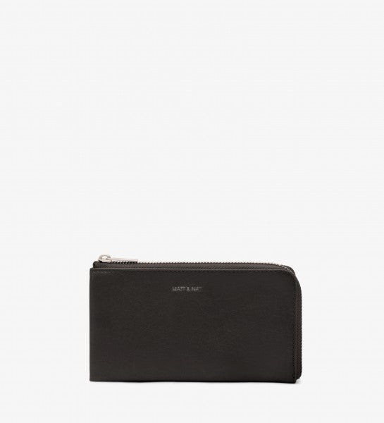 Twin Wallet in Black from Matt & Nat