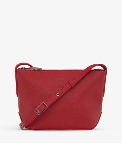 Sam Crossbody in Red from Matt & Nat