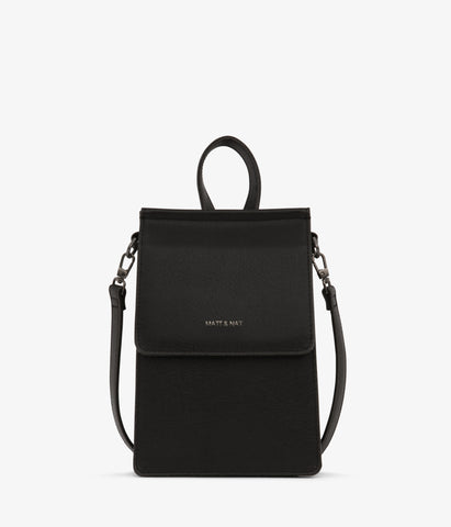 Thessa Crossbody In Black from Matt & Nat