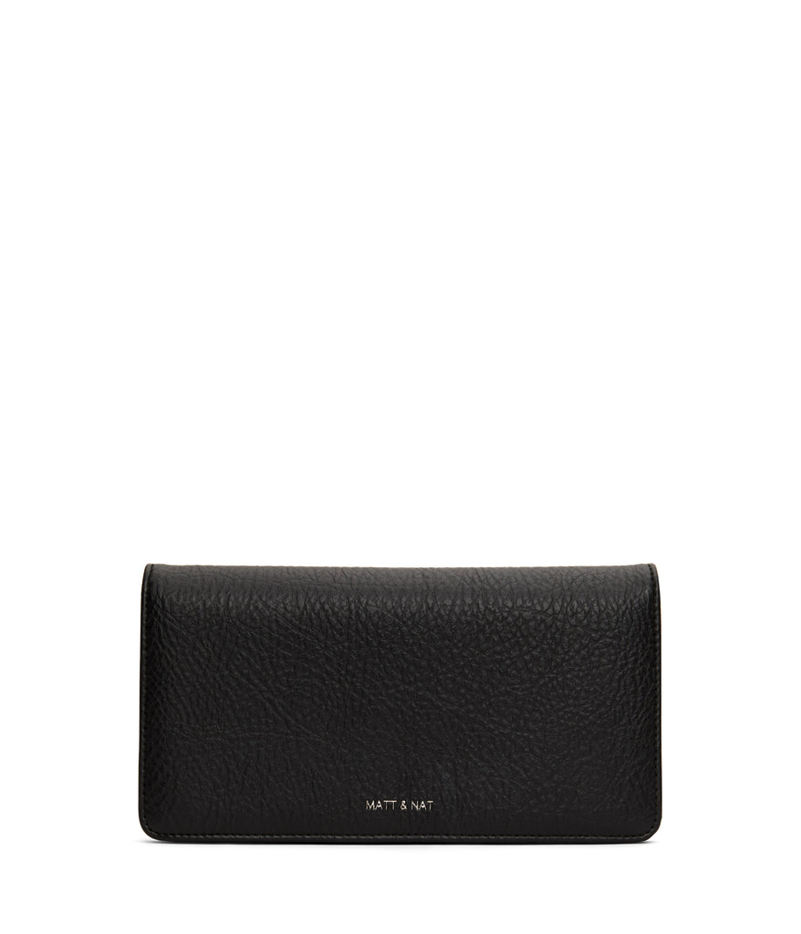 Noce Wallet in Black from Matt & Nat