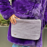 Recycled Crossbody in Lavender from Tropicca