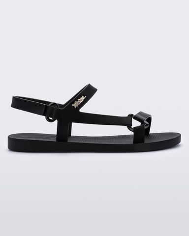 Sun Downtown Sandal in Black from Melissa