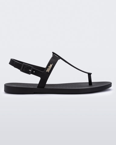 Sun Ventura Sandal in Black from Melissa