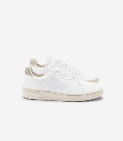V-10 Sneaker in White from Veja
