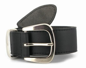 Y Belt in Black from Vegetarian Shoes