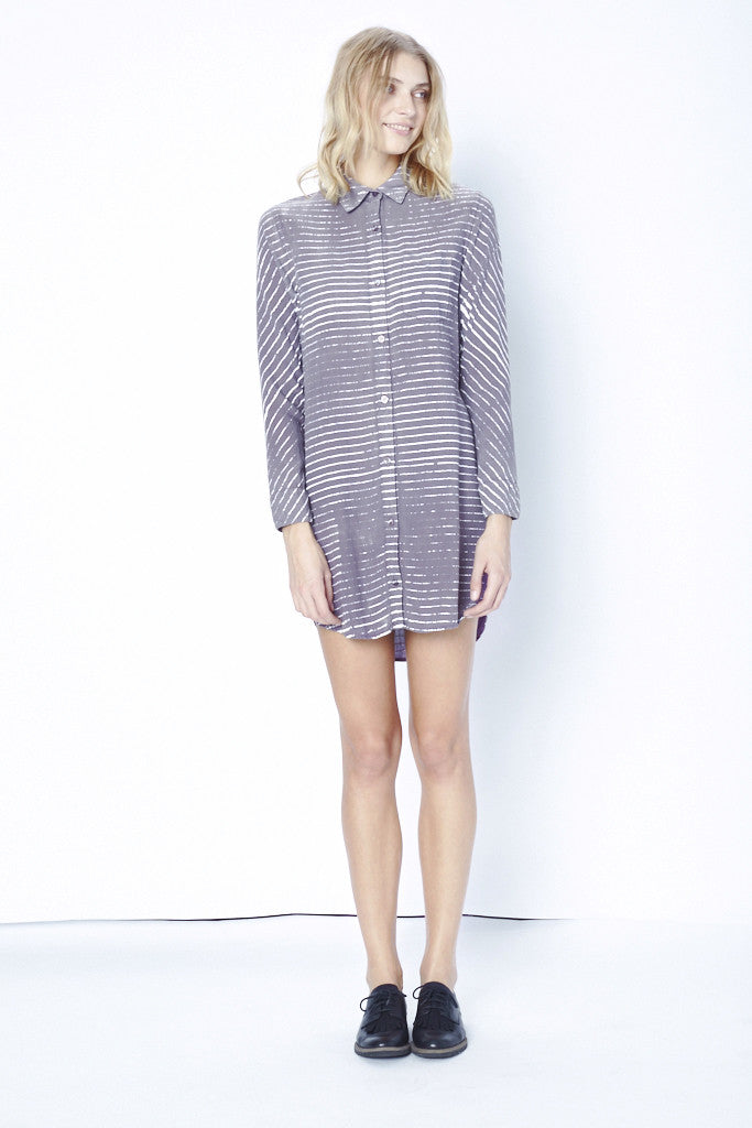 THE TUNIC FIG PIN STRIPES