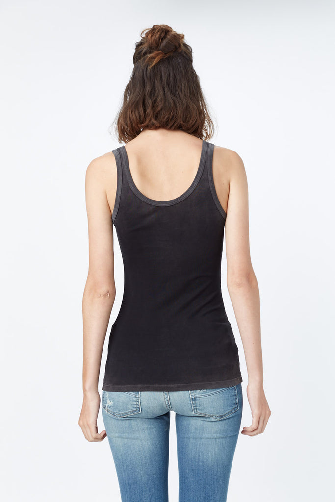 The Ribbed Tank