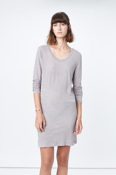The Long Sleeve T-Dress