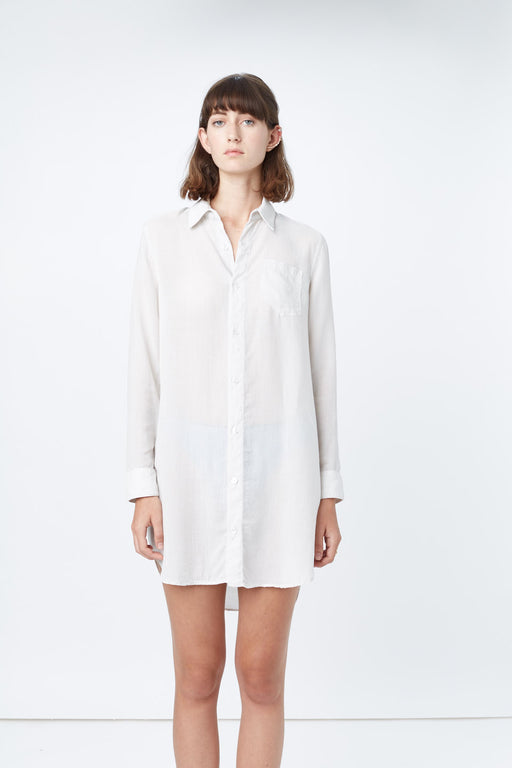 THE TUNIC WHITE