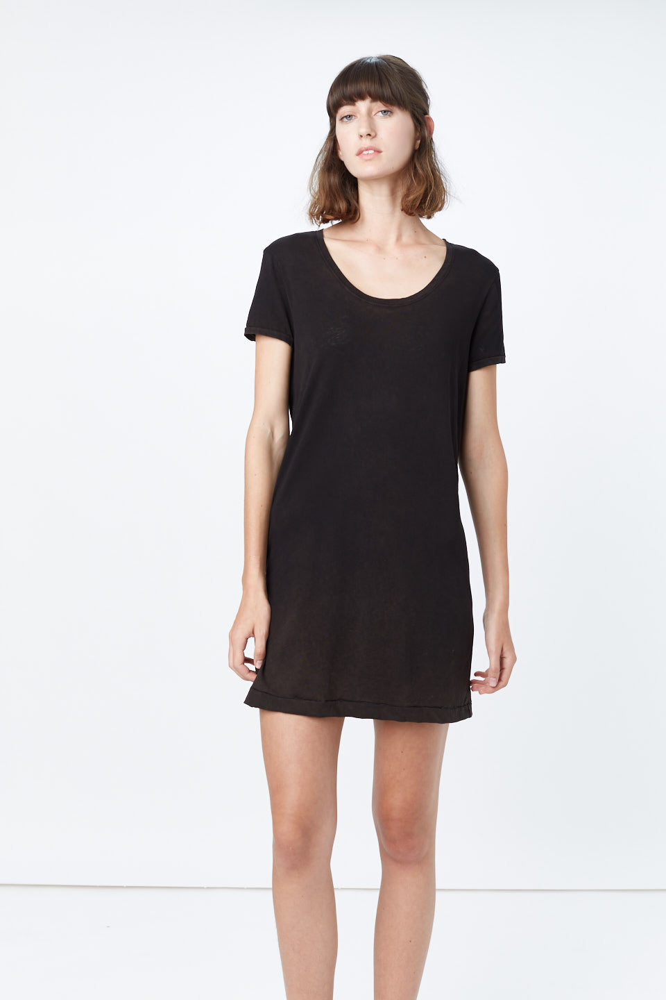 TEE-DRESS Soft Black