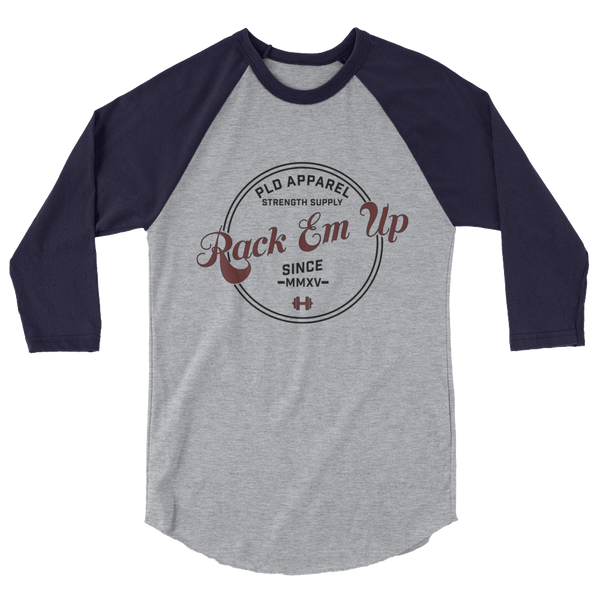 Rack Em Up Raglan Shirt