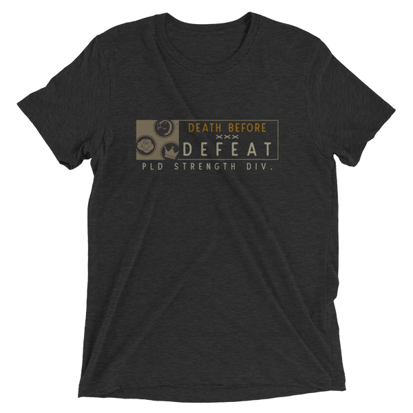 Death Before Defeat Tee