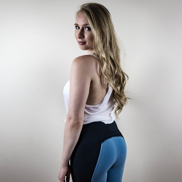Limited Bluestone Arrow Legging