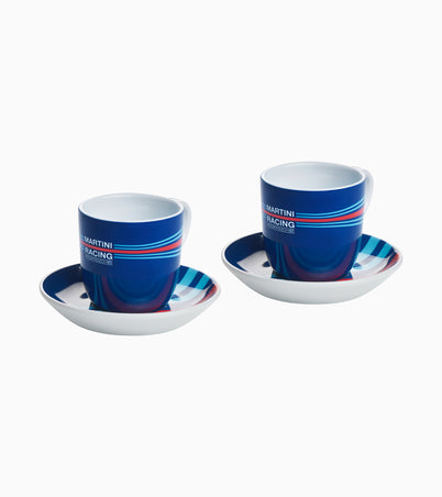 Tasses Collector's Cup Edition No. 2 – Édition limitée – MARTINI RACING®