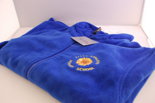 Allen Edwards Fleece Jacket