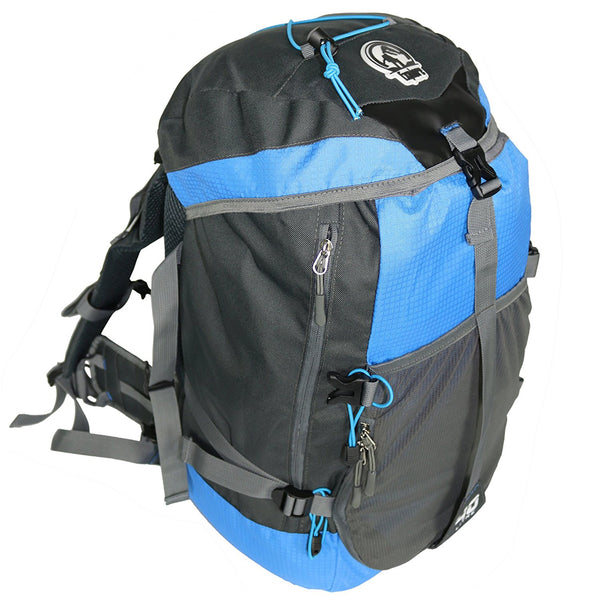 "Customer Testimony, ""This hiking pack is exactly what you expect when you order it. """