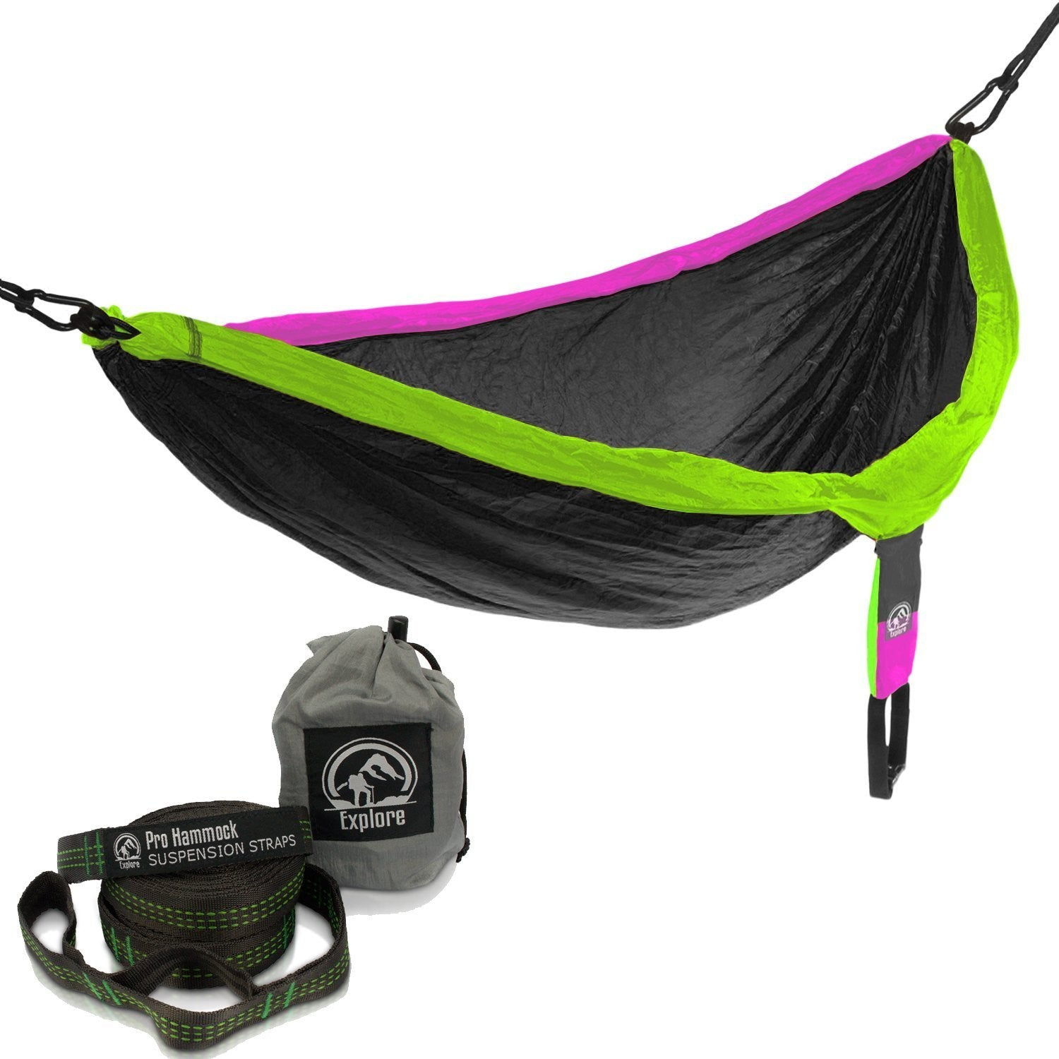 hammock for garden shipping home free stand outdoor holds indoor product with that double camping ivation swing lbs today overstock