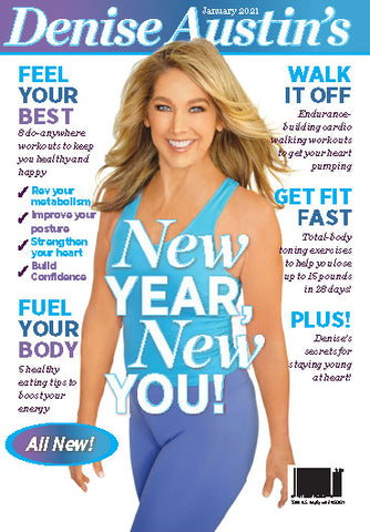 Denise Austin's New Year, New You