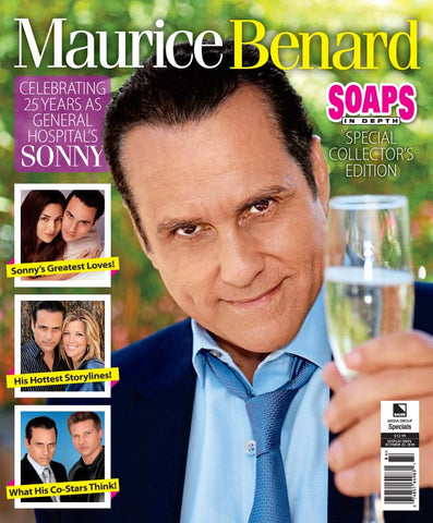 Soaps In Depth Special: Maurice Benard