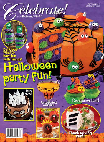 Celebrate! 2017 Halloween Party Fun!