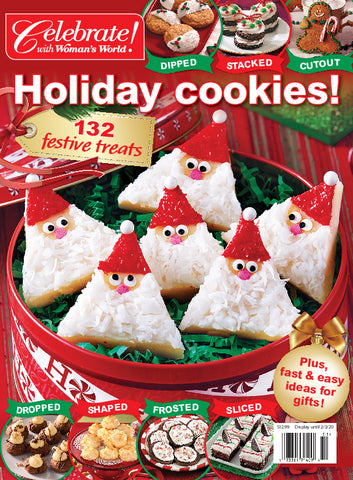 Celebrate! 2019 Holiday Cookies!