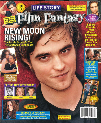 Film Fantasy: New Moon Rising!