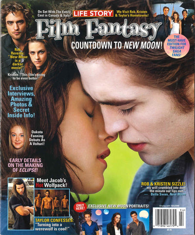 Film Fantasy: Countdown to New Moon!