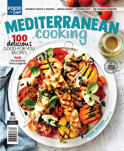 Food to Love: Mediterranean Cooking