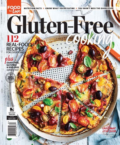 Food to Love: Gluten-Free Cooking