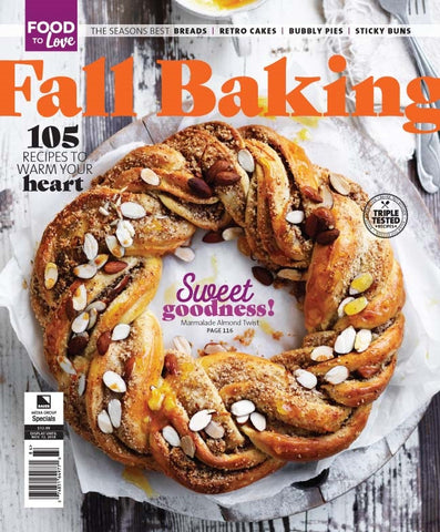 Food to Love: Fall Baking