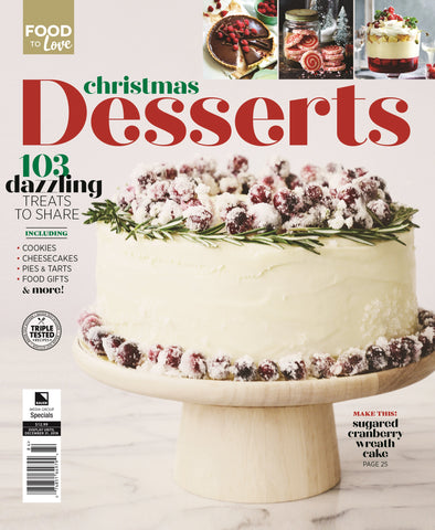 Food to Love: Christmas Desserts