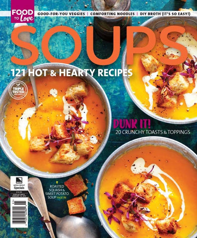 Food to Love: Soups