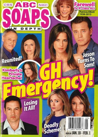 Soaps In Depth 2016.02.01