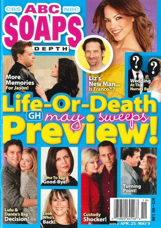 Soaps In Depth 2016.05.09