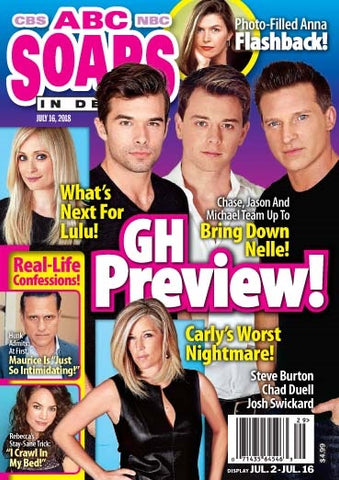 Soaps In Depth 2018.07.16