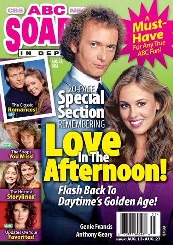 Soaps In Depth 2018.08.27