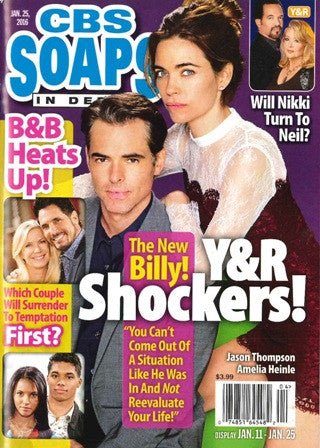 Soaps In Depth 2016.01.25