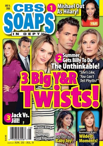 Soaps In Depth 2018.07.09