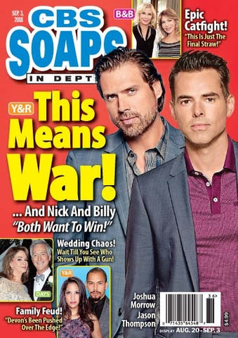 Soaps In Depth 2018.09.03
