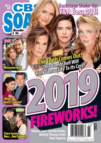 Soaps In Depth 2019.01.21