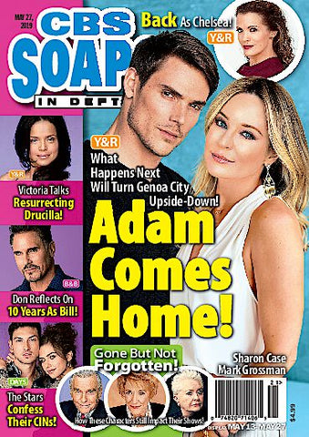 Soaps In Depth 2019.05.27