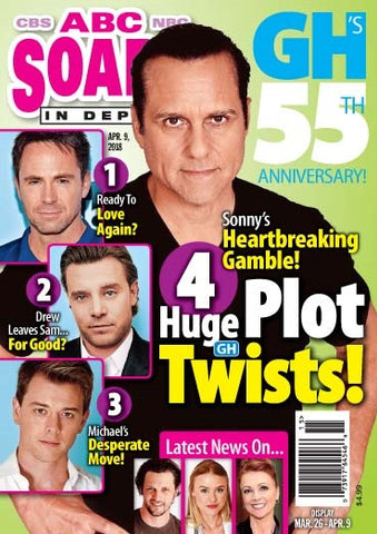 Soaps In Depth 2018.04.09