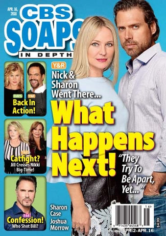 Soaps In Depth 2018.04.16
