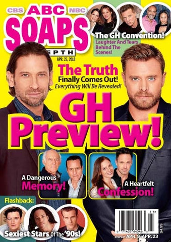 Soaps In Depth 2018.04.23