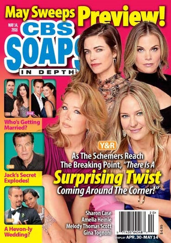 Soaps In Depth 2018.05.14