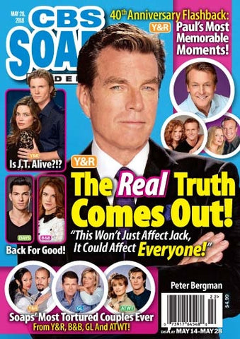 Soaps In Depth 2018.05.28