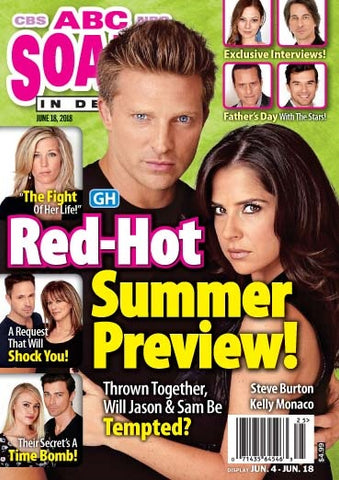 Soaps In Depth 2018.06.18