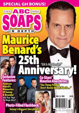 Soaps In Depth 2018.08.13